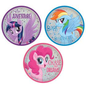 My Little Pony Friendship Adventures 7 Dessert Plate