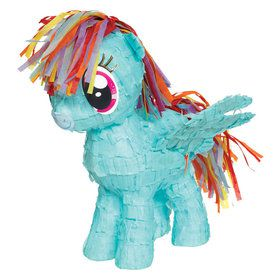 My Little Pony Friendship Adventures Mini Pinata Decoration