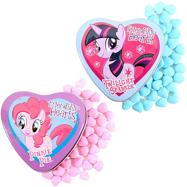 My Little Pony Friendship Candy Tin BB17359