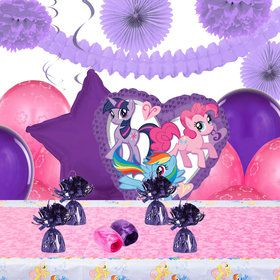 My Little Pony Friendship Magic Deco Kit