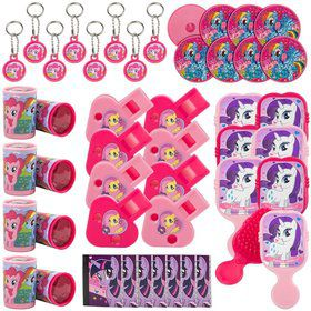 My Little Pony Friendship Magic Mega Mix Value Pack Favor