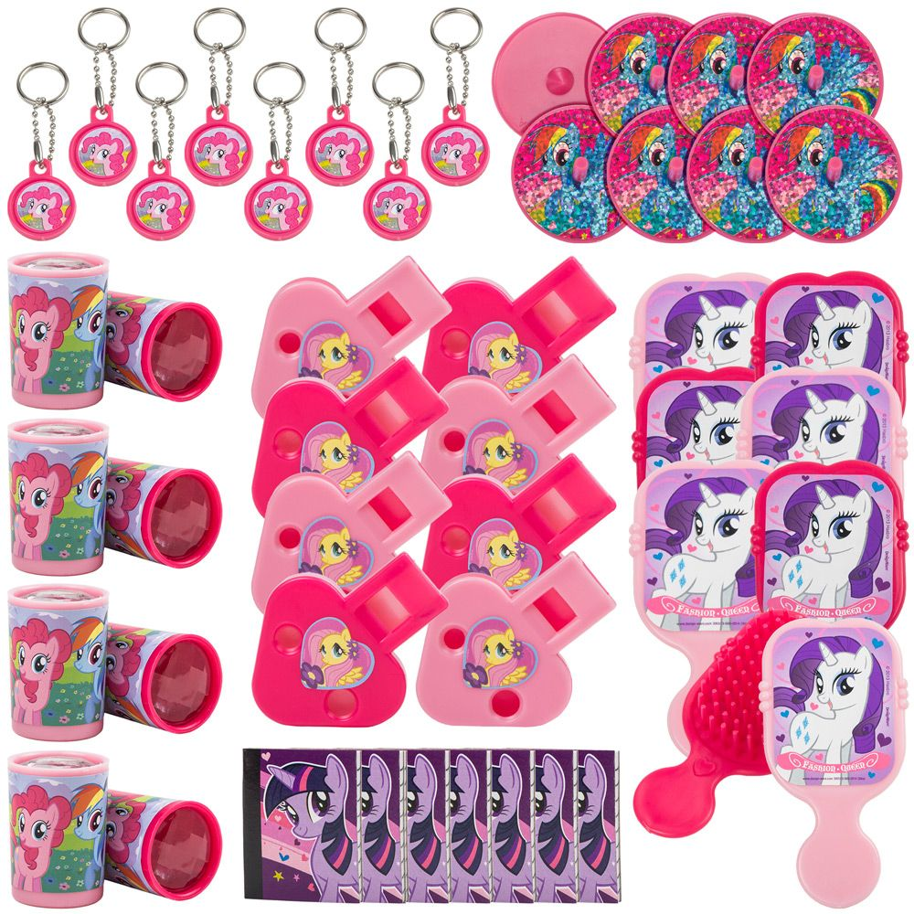 My Little Pony Mega Mix Value Pack Favor (48 Pack) - Party Supplies BB395513
