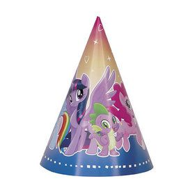 My Little Pony Party Hats (8)
