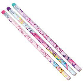 My Little Pony Pencil Favors (12 Pack)