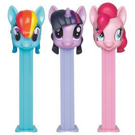 My Little Pony Pez Dispenser and Candy Set (Each)