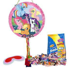My Little Pony Pull String Economy Pinata Kit