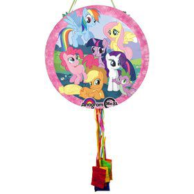 My Little Pony Pull String Economy Pinata