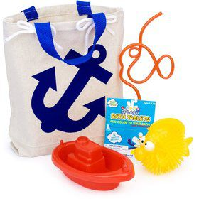 Nautical Favor Kit (for 1 Guest)