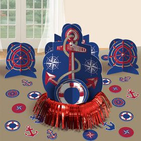 Nautical Table Decorating Kit