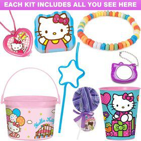 Neon Hello Kitty Ultimate Favor Kit (Each)