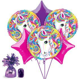 Neon Pony Balloon Kit (Each)