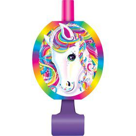 Neon Pony Lisa Frank Blowouts (8 Pack)