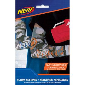 Nerf Arm Sleeve Favors (4)