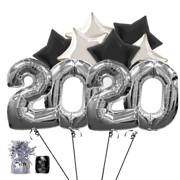 2018 New Year's Balloon Kit (Each) BBBK115