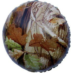 "Next Camo 18"" Mylar Balloon (Each)"