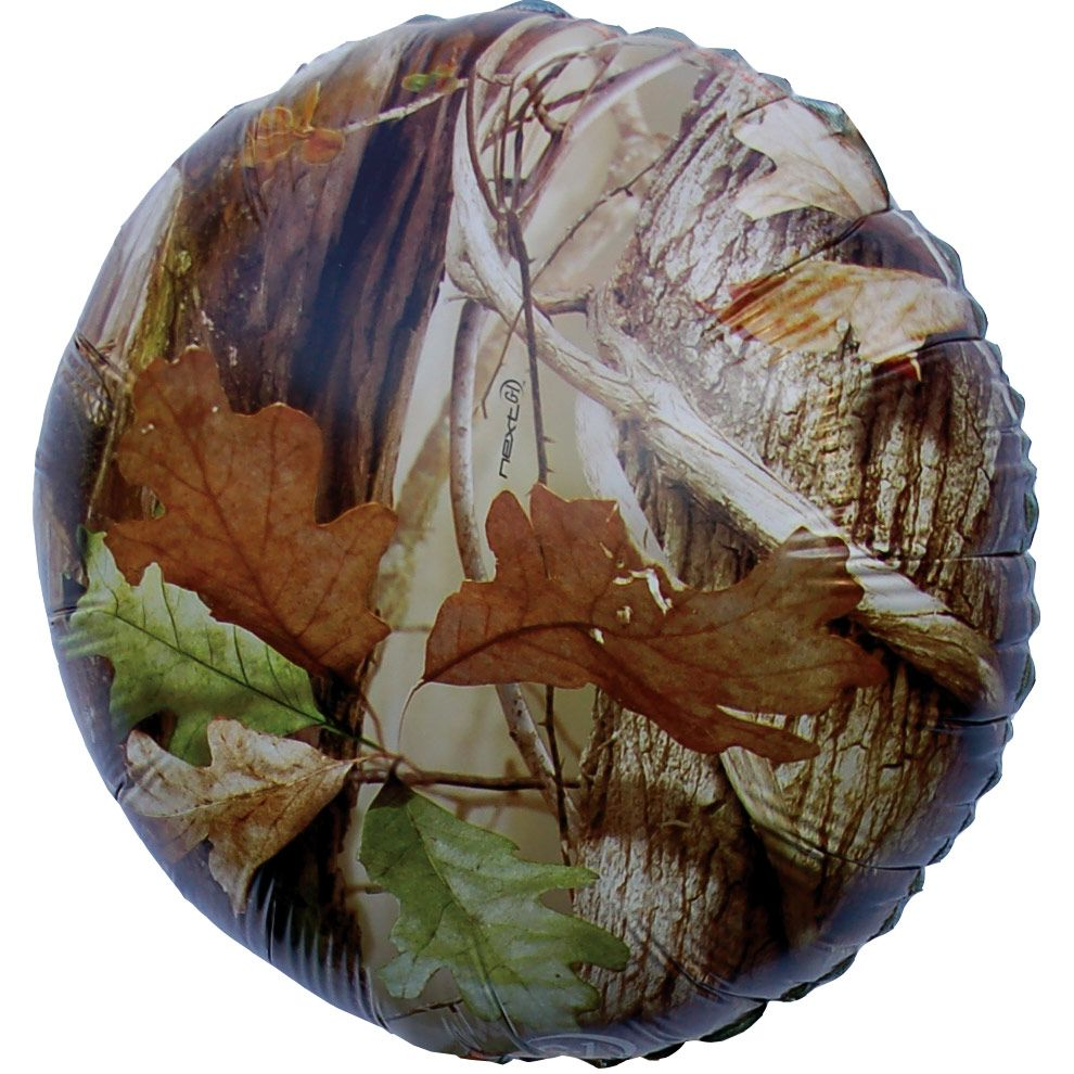 "Next Camo 18"" Mylar Balloon (Each) BB76822"