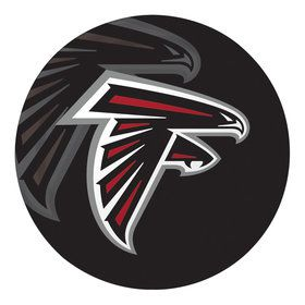 "NFL Atlanta Falcons 9"" Luncheon Plates (8 Count)"