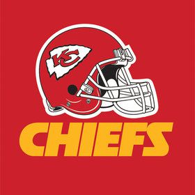 NFL Kansas City Chiefs Luncheon Napkins (16 Count)