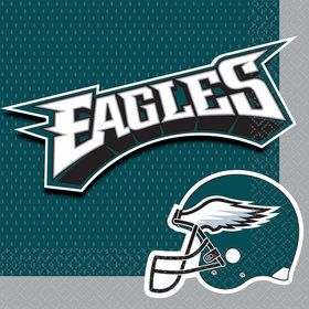 NFL Philadelphia Eagles Luncheon Napkins (16 Pack)