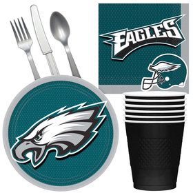 NFL Philadelphia Eagles Tailgate Party Pack (For 16 Guests)