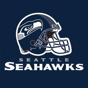 NFL Seattle Seahawks Luncheon Napkins (16 Count)