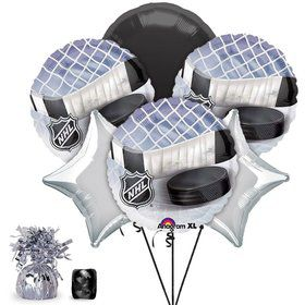 Nhl Hockey Balloon Kit (Each)