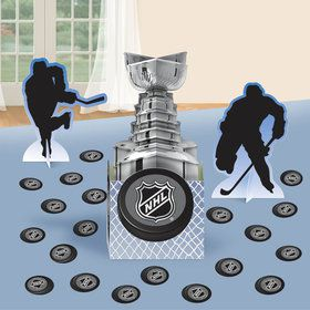 NHL Hockey Table Decorating Kit