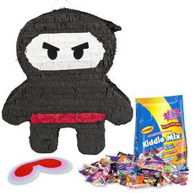 Ninja Karate Warrior Pinata Kit (Each)