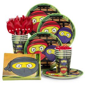 Ninja Master Standard Tableware Kit (Serves 8)