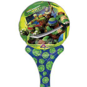 "Ninja Turtles 12"" Inflate-A-Fun Balloon (Each)"