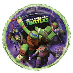 "Ninja Turtles 18"" Foil Balloon (Each)"