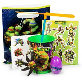 Ninja Turtles Deluxe Favor Kit (Each)