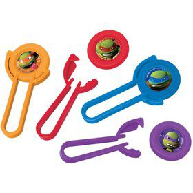 Ninja Turtles Disc Shooters (12 Pack)