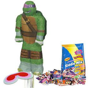 Ninja Turtles Donatello Pinata Kit (Each)