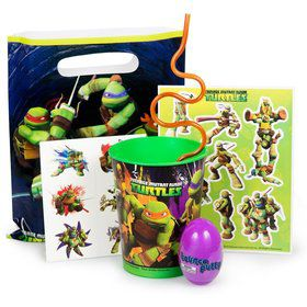 Ninja Turtles Favor Kit (Each)