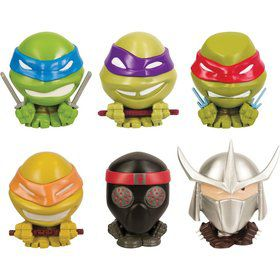 Ninja Turtles Mashems (Each)
