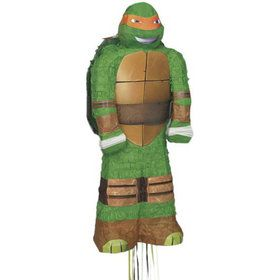 Ninja Turtles Michelangelo Pinata (Each)