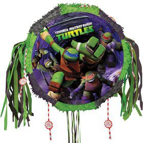 Ninja Turtles Pop Out Pinata (Each)