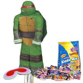 Ninja Turtles Raphael Pinata Kit (Each)
