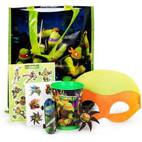 Ninja Turtles Ultimate Favor Kit (Each)
