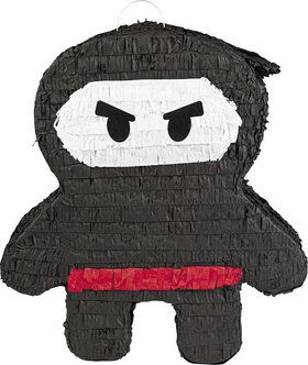 Ninja Warrior Pinata (Each)