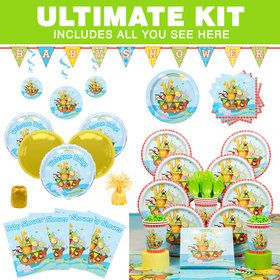Noah's Ark Baby Shower Ultimate Kit (serves 8)