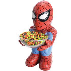 Novelty Spider-Man Candy Bowl Holder