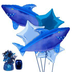 Ocean Party Balloon Kit