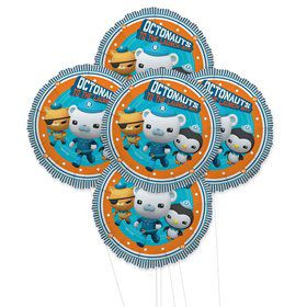 Octonauts 5pc Foil Balloon Kit