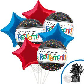 Officially Retired Balloon Bouquet Kit