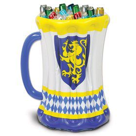 Oktoberfest Beer Stein Inflatable Cooler (Each)