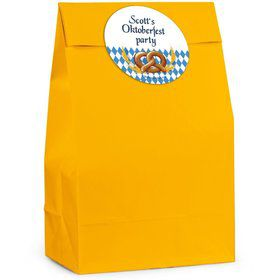 Oktoberfest Personalized Favor Bag (Set Of 12)