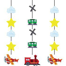 On The Go Hanging Cutouts (3 Pack)