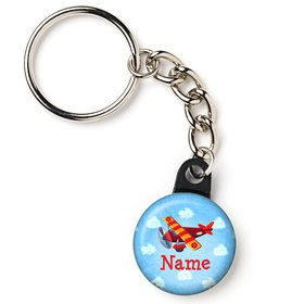 "On the Go Personalized 1"" Mini Key Chain (Each)"